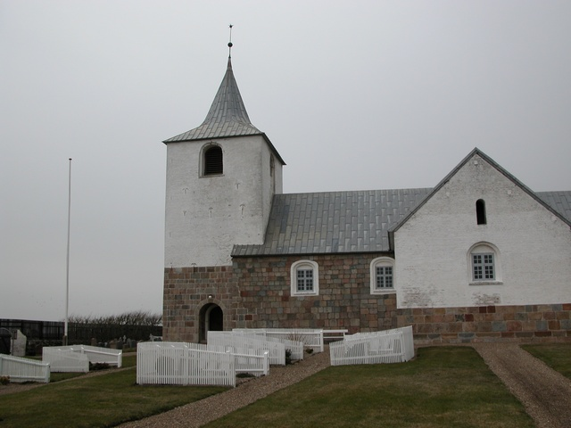 Fjaltring Kirke photo