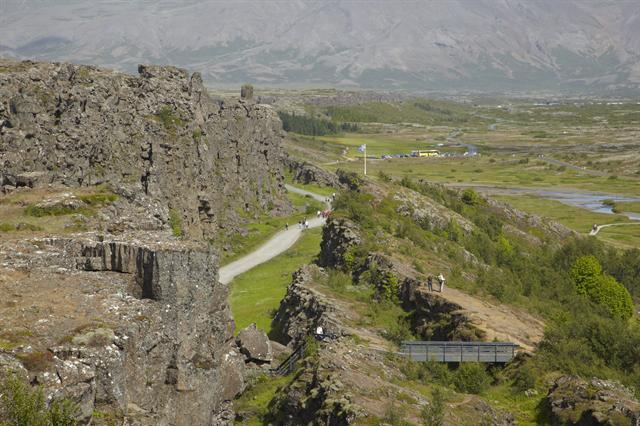 Þingvellir photo