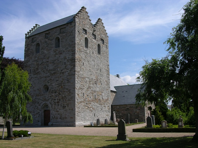 Church Aakirkeby