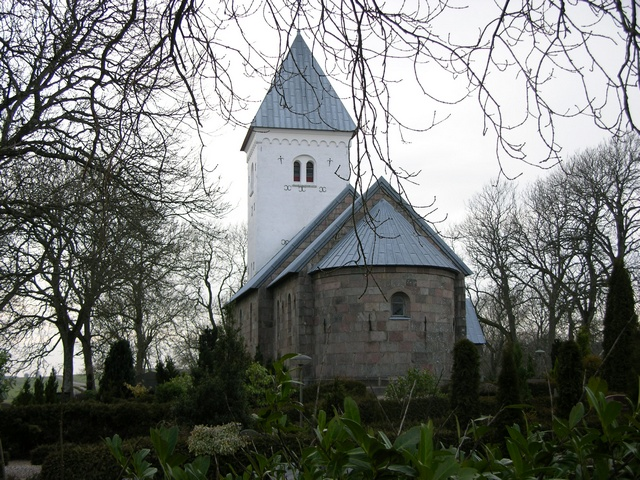 Church Aarestrup