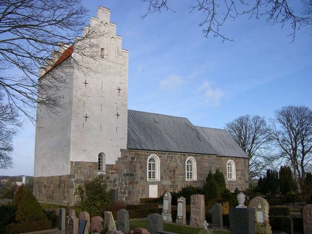 Church Dalbyneder