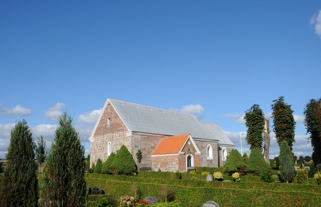 Dallerup Kirke photo