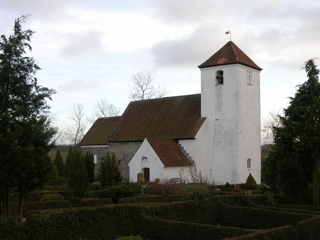 Falslev Kirke photo