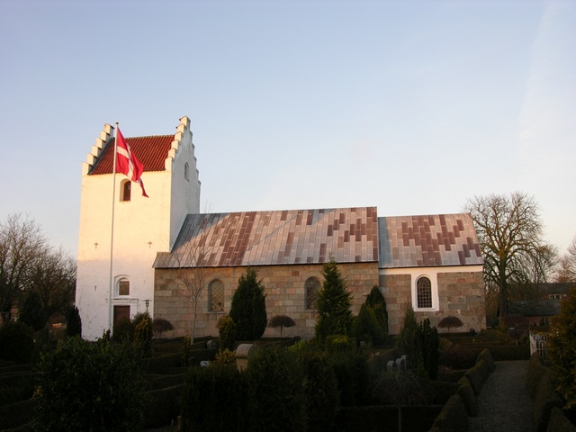 Gassum kirke photo