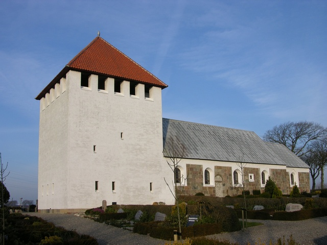 Hordum Kirke photo