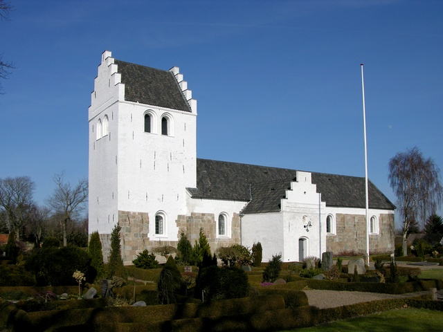 Kollerup Kirke photo
