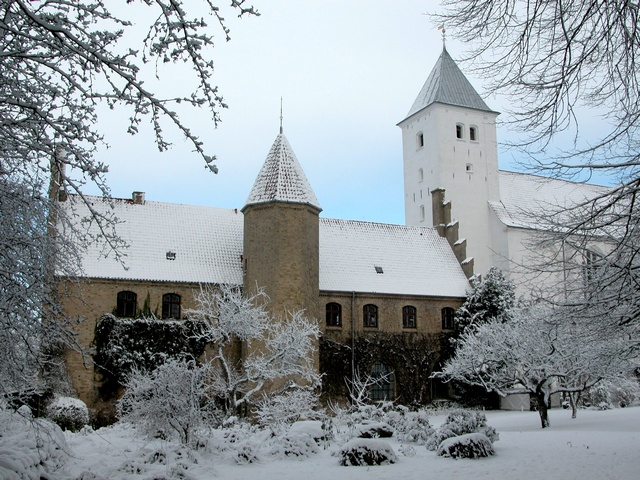 Mariager Church and Monastry