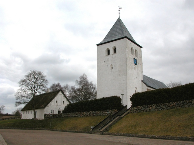 Oersted Kirke photo