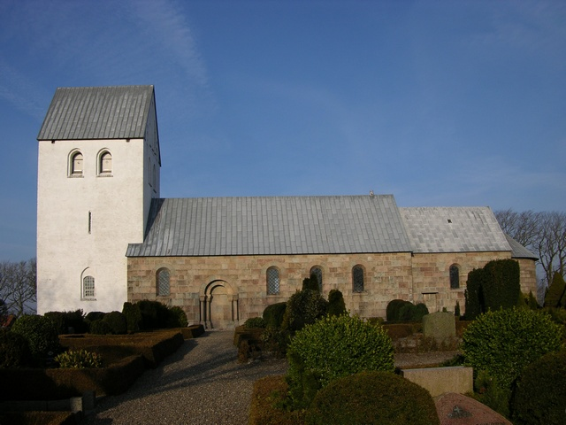 Sjorring Kirke photo
