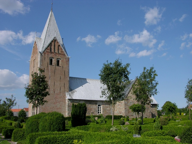 Skaerbaek Kirke Ribe stift photo