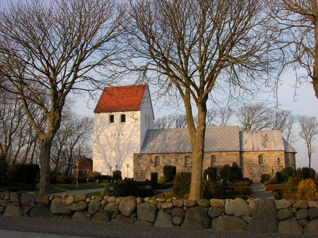Stagstrup Kirke photo