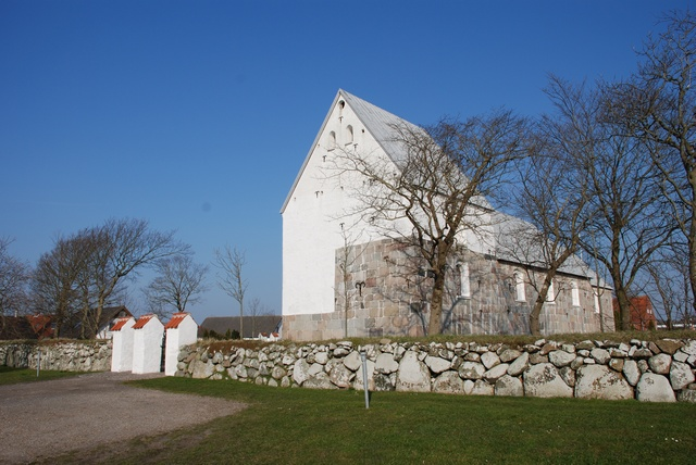 Vester Thorup Kirke photo