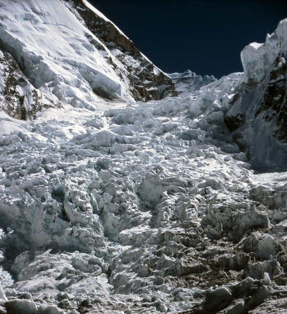Khumbu-isfaldet photo