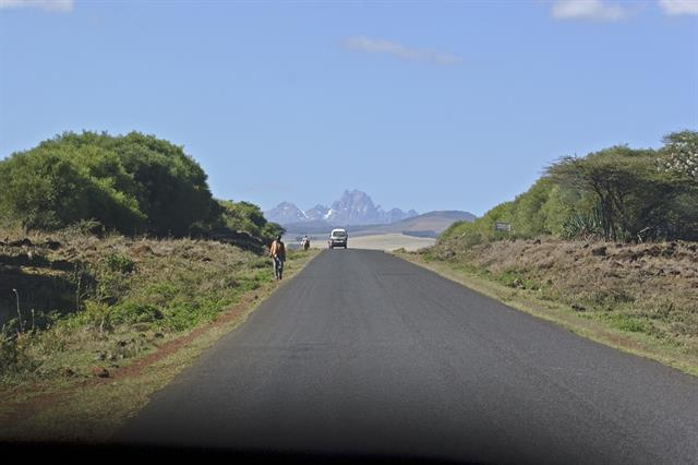 Mount Kenya photo
