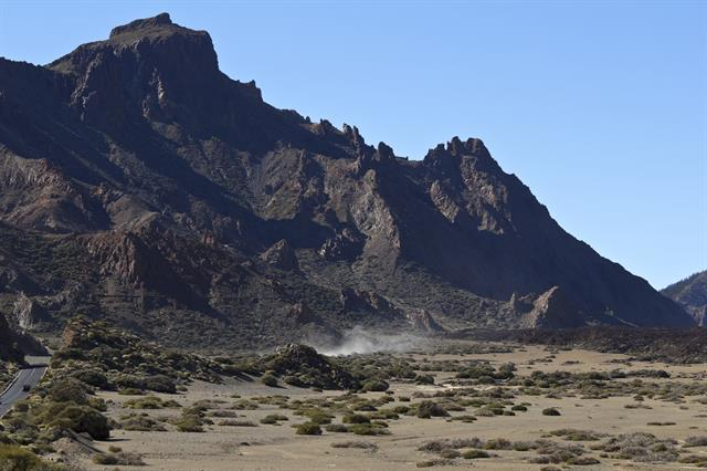 Teide - Llano de Ucanca photo