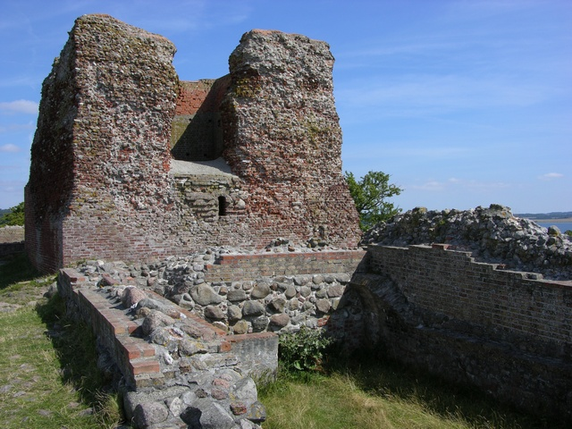 Kalø Slotsruin photo