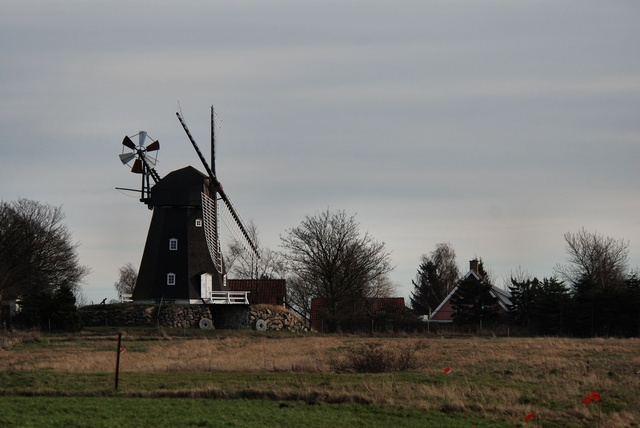 Lumsaas windmill photo