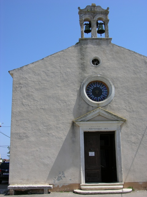 Premantura Church