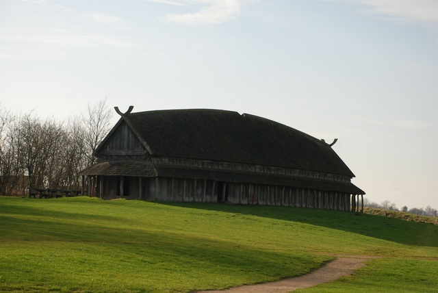 Trelleborg Viking Castle photo